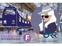 Train Station Assistance Questionnaire