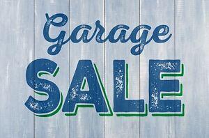 Garage Sale-March 26th