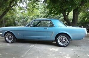 Looking for 1964 1965 1966 mustang coupe