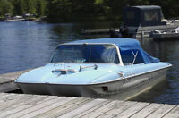 Wanted to purchase 1964 -66 Evinrude/Johnson 17'Deluxe Runabout