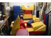 Childrens soft play,brand new
