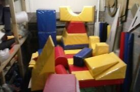 softplay nursery equipment,shapes and matting