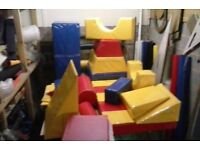 softplay nursery equipment,shapes and matting