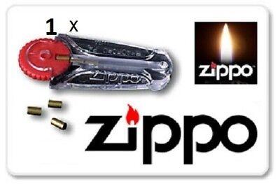 TOP Angebot  6  ZIPPO  Feuersteine(Reibstein)  6 Steine im Spender