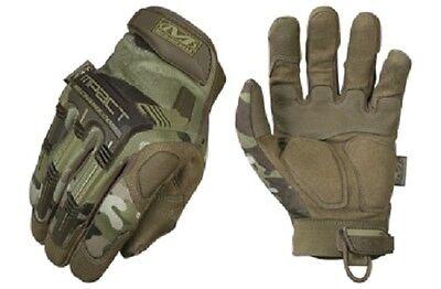 Mechanix Wear MPT-78-009 Men's MultiCam M-Pact Gloves TrekDry - Size Medium