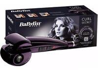 Babyliss curl secret purple
