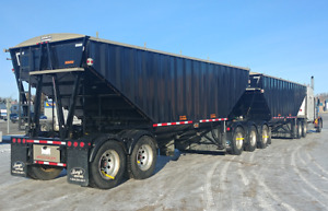 For sale - Berg grain trailers