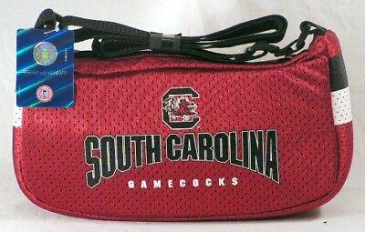 (South Carolina Gamecocks Jersey Purse Handbag)