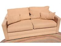 Nearly new P.B Upholstory Sofa Bed