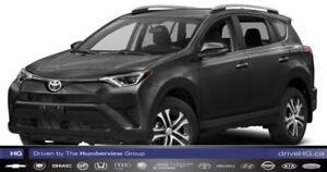 2018 Toyota RAV4 SE SE