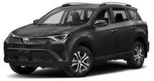 2017 Toyota RAV4 LE UPGRADE PACKAGE AWD