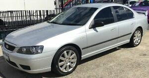 2006 Ford Falcon BF SR LPG Silver 4 Speed Automatic Sedan Woodridge Logan Area Preview