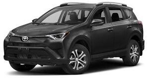 2016 Toyota RAV4 LE LE AWD