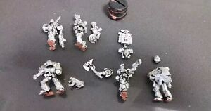 Looking for Warhammer 40k legion of the damned marines Blackwall Gosford Area Preview