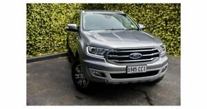 2019 Ford Everest UA II 2019.00MY Trend Silver 6 Speed Sports Automatic SUV St Marys Mitcham Area Preview