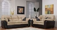 3PCS SOFA SET ONLY $499 LOWEST PRICES GUARANTEED
