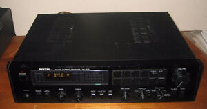Vintage Rotel RX - 875 Stereo Receiver (75 wpc)