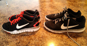 nike fitness shoes size 8