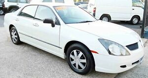 2003 Mitsubishi Magna TL LS (LPG) Pearl White 4 Speed Auto Sports Mode Sedan Underwood Logan Area Preview