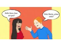 Spanish Lessons/ One to One & One to Two / Free Trial Lesson