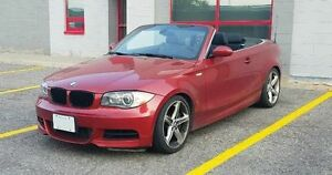 2008 BMW 1-Series 135i turbo convertible 6spd motivated seller