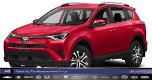 2018 Toyota RAV4 LE LE