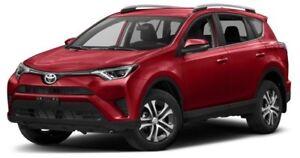 2017 Toyota RAV4 LE LE AWD