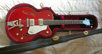 Mint condition Gretsch 6119 Tennessee Rose with Original HSC