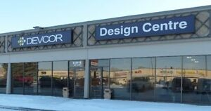 SHARES IN DESIGN CENTER FOR SALE