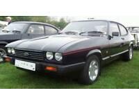 Ford Capri Mk3 or Mk1 Wanted,