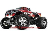 Radio RC Control ModelCar Traxxas Stampede J0bl0t Battery type