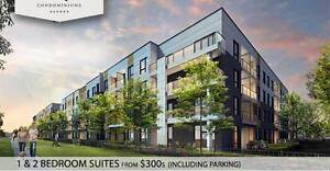VIP condo sale in Aurora from $300,s (parking incl) *