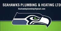 Seahawks plumbing and heating ltd is here