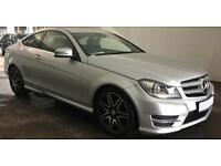 Mercedes-Benz C250 CDI AMG Sport Plus FROM £77 PER WEEK!