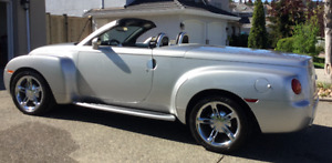 2005 Chevrolet SSR Convertible