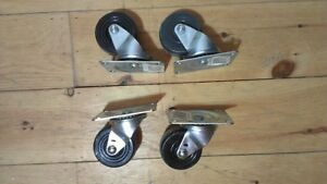 4small wheels $20 /3/8 drive speed wrench $15 /. hammer $ 10 /