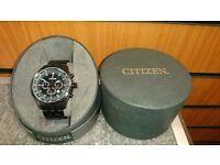 Citizen Eco Drive 0520-S094135 Gents Chronograph Watch
