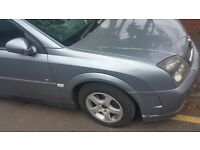Vauxhall Vectra x4 205 & 16 Inch Alloy Wheels & Tyres Breaking For Parts (2005)
