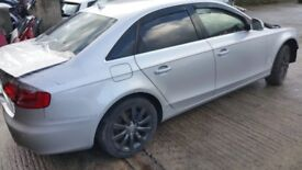 Audi A4 2.0 Tdi se 2010 for parts!