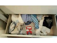Baby boys clothes 0-3months