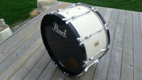26'' Pearl Competitor Series Bass Drum for sale.