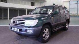 image for 2006 Toyota LAND CRUISER AMAZON 4.7 5dr (8 Seat) SUV Petrol Automatic