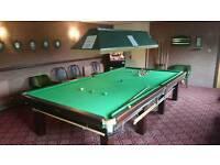 Snooker table bargain