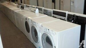 SALE - Dryers From $95, Washers From $195, FREE 30 Day Warranty