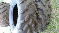 26x10r12 and 26x8r12 Carleslie tires