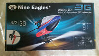 NEW RC Mini 3D HELI from Nine Eagles Ready to Fly - Hobby Grade