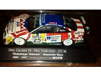 Detailed model calibra