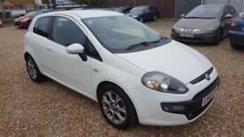 Fiat Punto Evo 1.4 8v ( s/s ) GP ,Service History,cheap tax and insurance,MOT,Ac