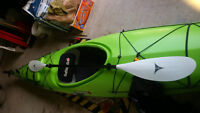 Clearwater Design Manitoulin kayak - Adventure Technology paddle