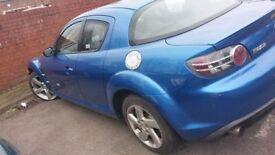 Mazda RX8 N/S Rear Light (2005)